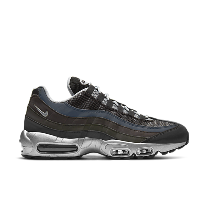 """Nike AIR MAX 95 PRM """"BLACK"""" DH8075-001"""
