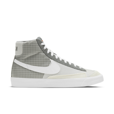 Nike Blazer Mid 77 Patch Smoke Grey DD1162-001