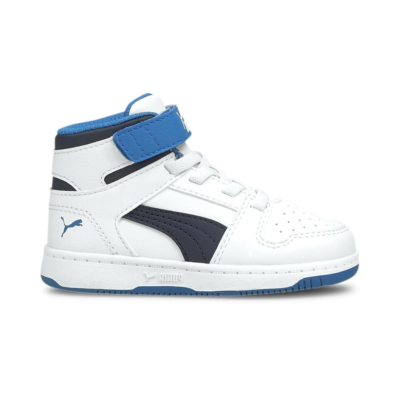 Puma Rebound Lay-Up SL V sneakers Blauw / Wit 370489_13