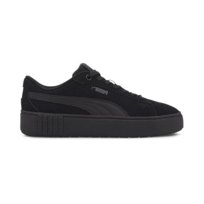 Puma Smash Platform v2 SD sneakers dames Zwart 373037_02
