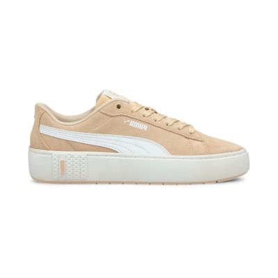 Puma Smash Platform v2 SD sneakers dames Wit 373037_06