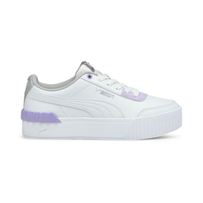 Puma Carina Lift Shine sneakers jongeren Wit 380552_01