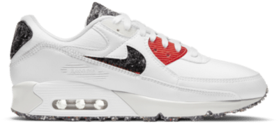 Nike Air Max 90 Essential Recycled Felt White DD0383-100