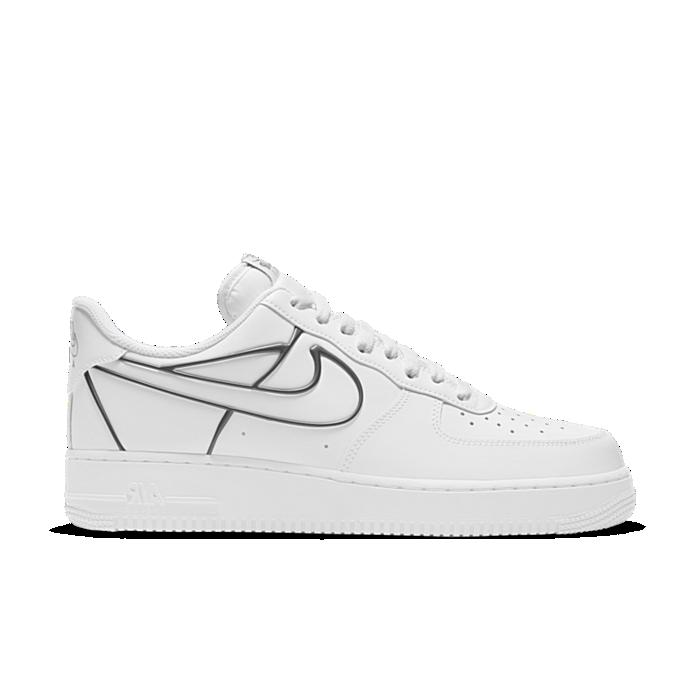 Nike Air Force 1 Low White Metallic Pewter DH4098-100