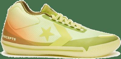 Converse All Star Bb Evo Mid x Concepts Green 170591C