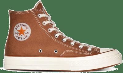 Converse Chuck 70 Hi x Carhartt Brown 169220C