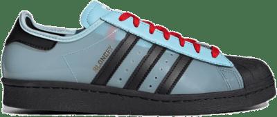 adidas Blondey adidas Superstar Icey Blue H03341