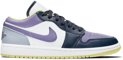 Jordan 1 Low Purple Magenta (W) DJ4342-400