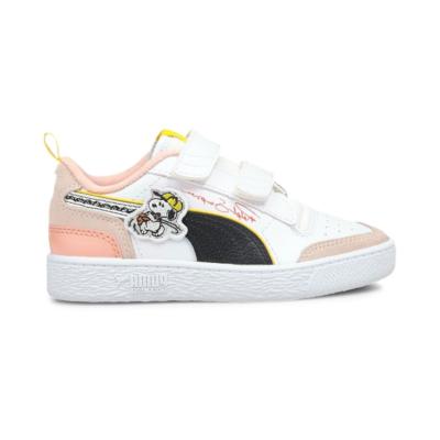 Puma x PEANUTS Ralph Sampson V sneakers kinderen 375794_02