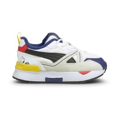 Puma x PEANUTS Mirage Mox sneakers baby's Wit / Zwart 375736_01