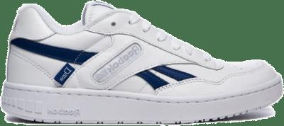 Reebok Dime BB4000 Schoenen White / Deep Cobalt / Cold Grey 2 Q47373