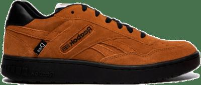 Reebok Dime BB4000 Schoenen Wild Brown / Black / White Q47374