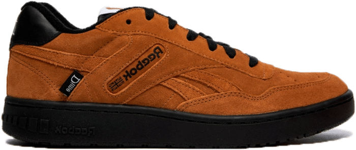 Reebok Dime BB4000 Schoenen Wild Brown / Black / White Q47374