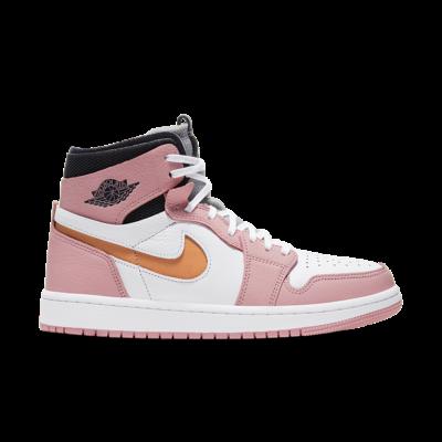 Jordan Women's Air Jordan 1 Zoom 'Pink Glaze' Pink Glaze CT0979-601