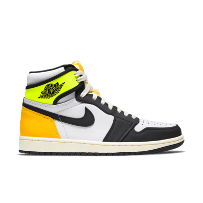 "Air Jordan 1 RETRO HIGH OG ""VOLT GOLD"" 555088-118"