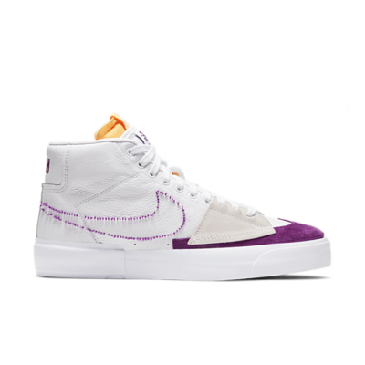 Nike SB Blazer Mid Edge Lakers DA2189-100