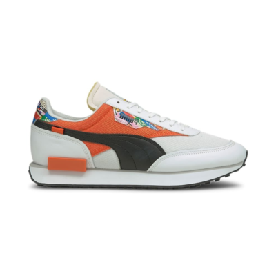 "Puma Future Rider INTL Game ""WHITE"" 375971-01"