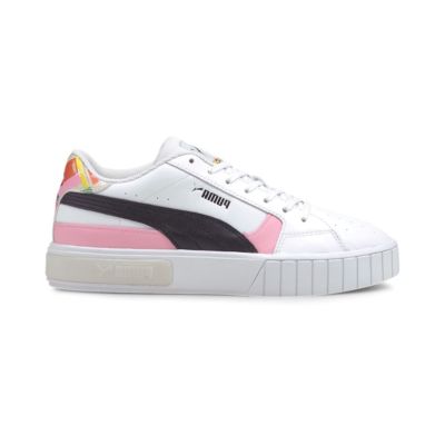 Puma Cali Star International Game sneakers dames Wit / Zwart 380207_01
