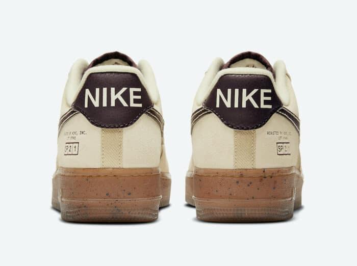 coffee Nike Air Force 1