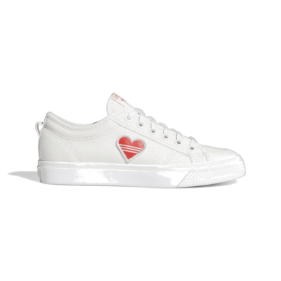 adidas Nizza Trefoil Crystal White H02542