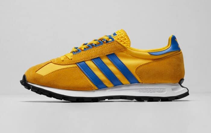 adidas racing 1 bold gold blue