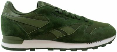 Reebok Classic Leather Clip ELE Moss AQ9792