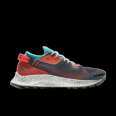 Nike Pegasus Trail 2 GTX 'Dark Smoke Grey Bright Crimson' Orange DH0202-001