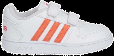 adidas HOOPS 2.0 CMF Kleinkinder Schuhe EE6730 wit EE6730