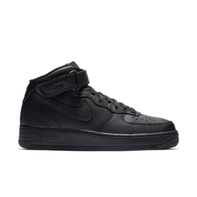 Nike Air Force 1 Mid Black CW2289-001