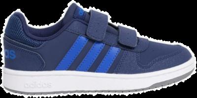 adidas HOOPS 2.0 CMF Kinderen Sneakers EE9000 blauw EE9000