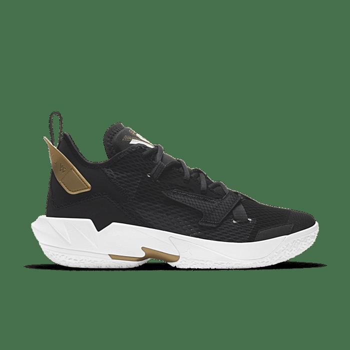 Jordan Why Not Zer0.4 Black/White-Metallic Gold black CQ4230-001