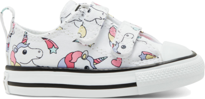 Converse Unicons Easy-On Chuck Taylor All Star Low Top White/ Black 768206C