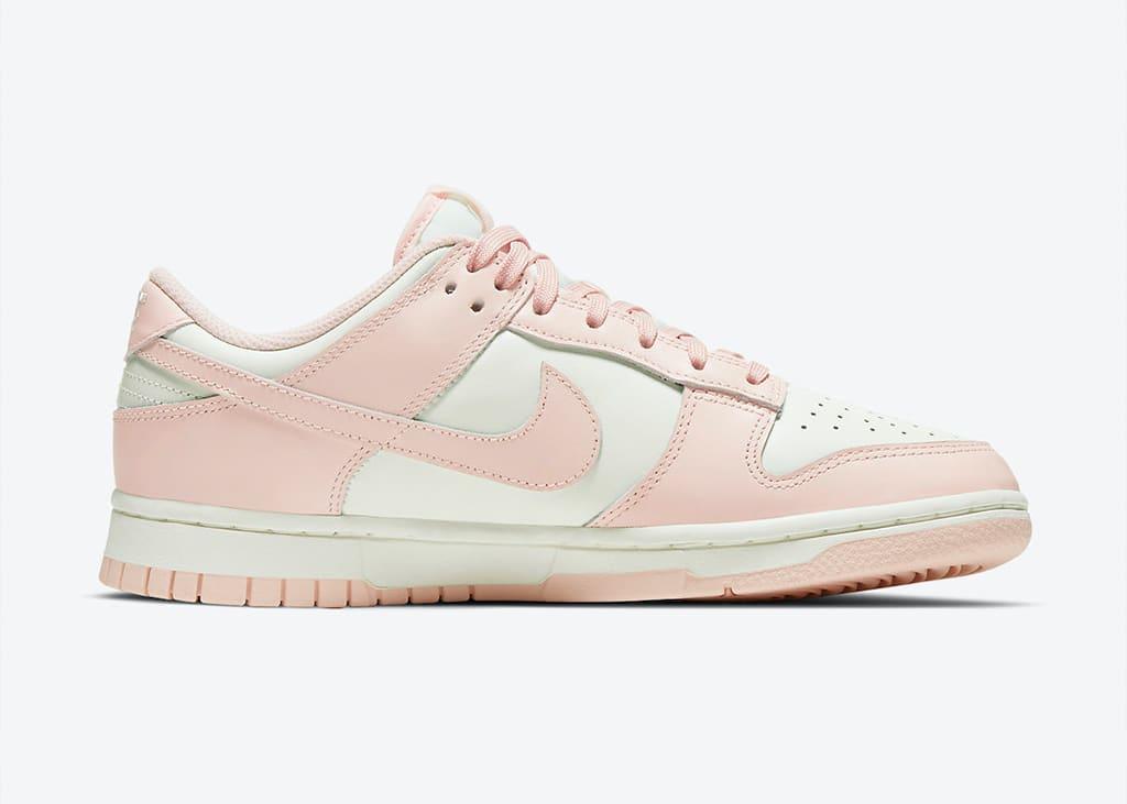 Another day, another Dunk: de Nike Dunk Low Orange Pearl komt uit op 10 maart