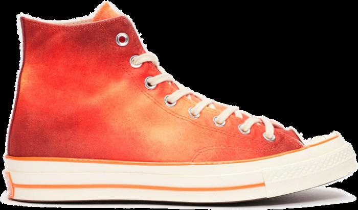 Converse Chuck 70 Hi x Concepts Orange 170590C