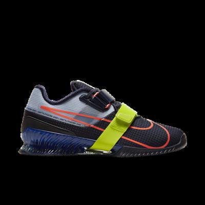 Nike Romaleos 4 'Blackened Blue Cyber' Blue CD3463-400