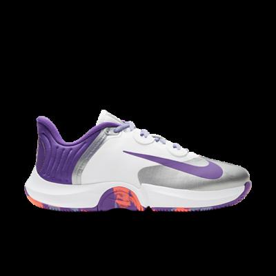 NikeCourt Air Zoom GP Turbo Hardcourt Wit CK7580-103