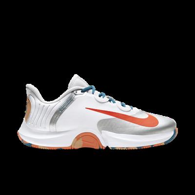 NikeCourt Air Zoom GP Turbo Hardcourt Wit CK7513-104