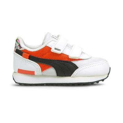 Puma Future Rider International Game sneakers babyu2019s Wit 380140_01