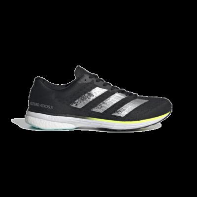 adidas Adizero Adios 5 Core Black FY2018