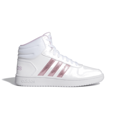 adidas Hoops Mid 2.0 Cloud White FY8910