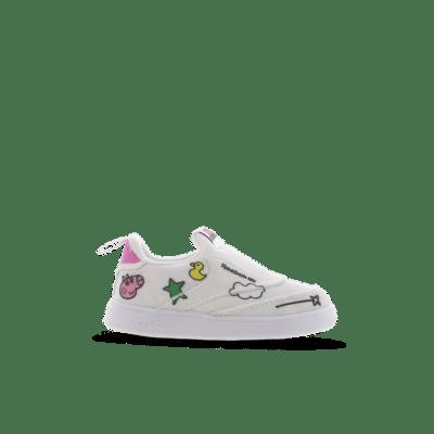 Reebok Club C Peppa Pig White H05205