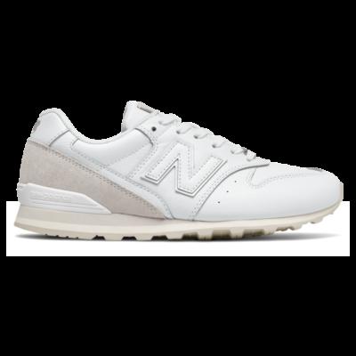 Damen New Balance 996 White/Silver Birch