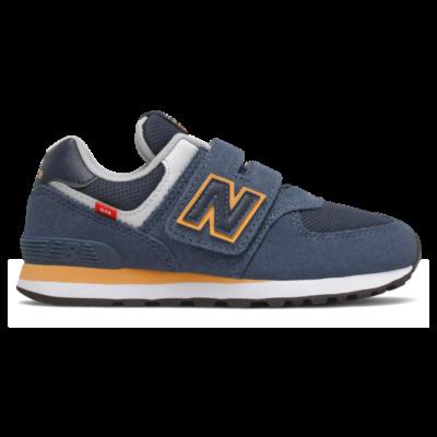 New Balance 574 Natural Indigo/Vintage Indigo