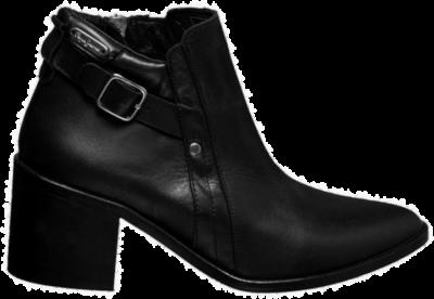Pepe Jeans Cooper Jil Low Dames Enkellaarzen PLS50078-999-1 zwart PLS50078-999-1