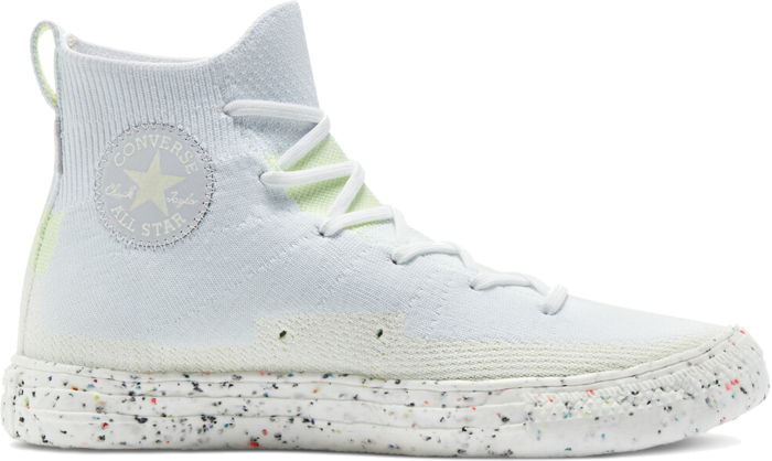 Converse Chuck Taylor All Star Crater Knit High Top White/Egret/Barely Volt 170368C