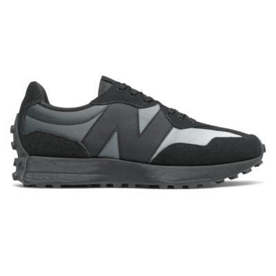 Herren New Balance 327 Black/Summer Fog MS327SB
