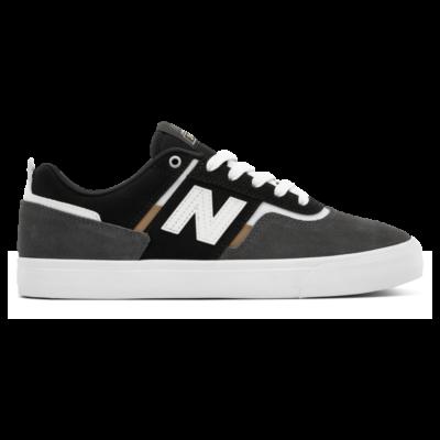 Herren New Balance Numeric 306 Grey/Black