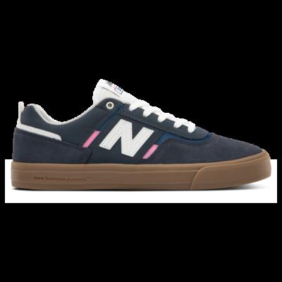 Herren New Balance Numeric 306 Navy/Pink