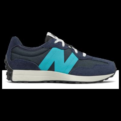 New Balance Kinder 327 Black/Blue GS327FD