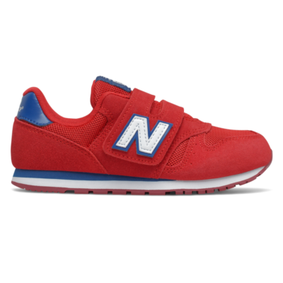 New Balance 373 Hook & Loop Team Red/Captain Blue